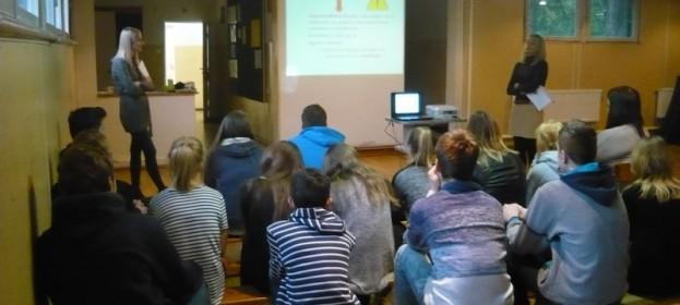 Spotkanie z Powiatową Stacją Sanitarno-Epidemiologiczną w Gorzowie Wlkp.