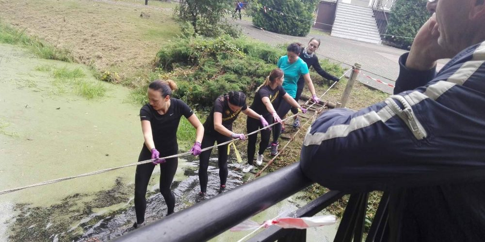 II Garden Race w Szkole