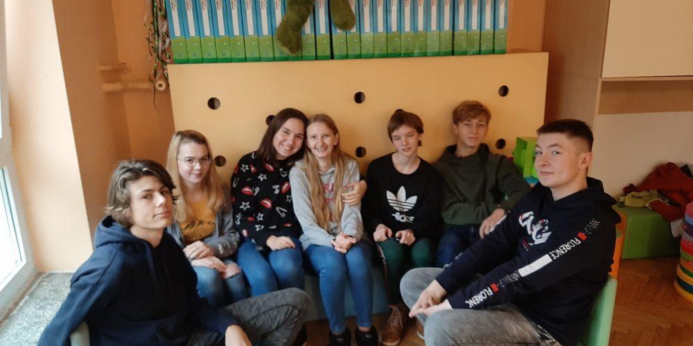 Z wizytą u najmłodszych