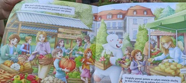 Przedszkolaki w Ogrodniku
