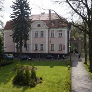 Budynek i teren szkoły